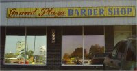 Grand Plaza Barber Shop