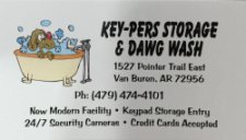 Key-Pers Storage & Dawg Wash