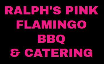 Ralph's Pink Flamingo