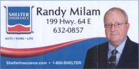 Randy Milam Shelter Insurance