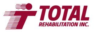 Total Rehabilitation, Inc
