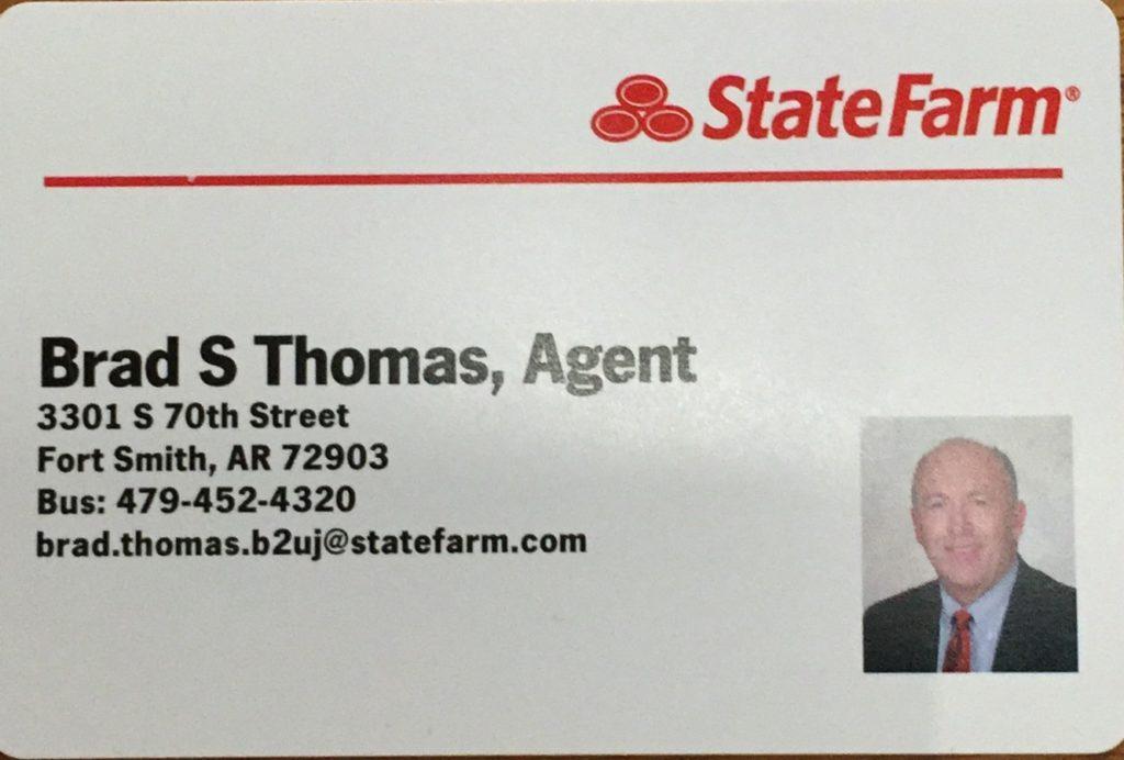 Brad Thomas - State Farm